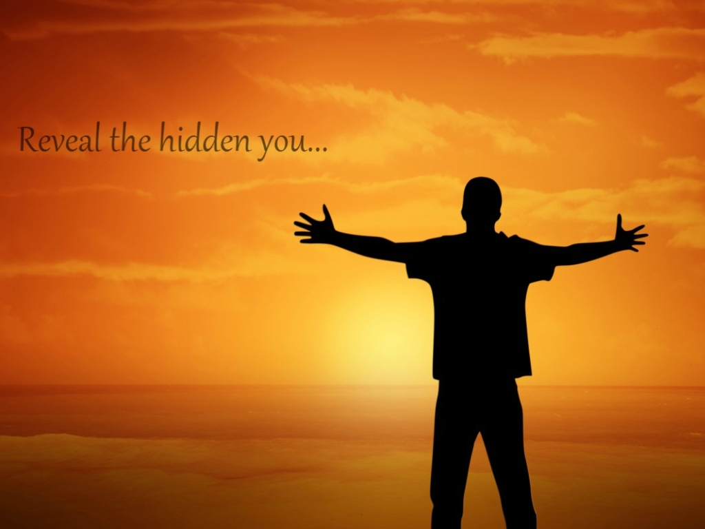Reveal the hidden you